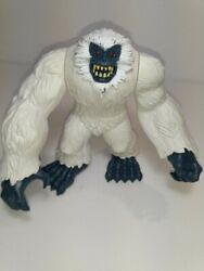 Toys R Us EXCLUSIVE Animal Planet 7quot; Abominable Snowman Yeti Monster Pre Owned