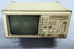 Normal Working Works Hp 54520a Dc-500mhz 2ch Oscilloscope X-14