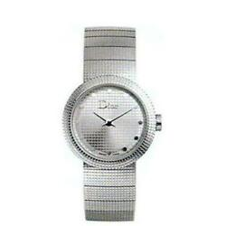 Christian Dior Cd041110m001 Baby D 23mm Womenand039s Stainless Steel Watch