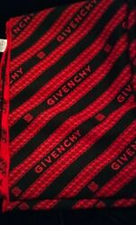 Givenchy Scarf Red $100.00