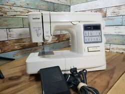 Brother Sewing Machine Vintage K24112823 Pro Tested Working