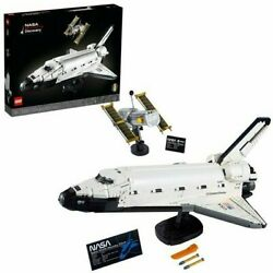 Lego Nasa Space Shuttle Discovery 10283 Building Toy 2354 Pieces - Free Ship