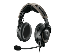 Bose A20 Aviation Headset With Bluetooth - Coil Cord - 6 Pin