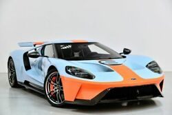 2019 Ford Ford Gt Heritage Edition 2019 Ford Gt Heritage Edition