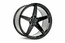 20 Velgen Classic5 Black 20x9.5 20x10.5 Forged Wheels Rims Fits Ford Mustang Gt