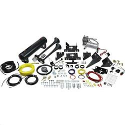 Kleinn Rzr-1000-kit Direct-fit Onboard Air System With Air Horn