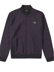 fred perry reissues track jacket $65.00