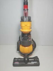 Dyson Yellow Ball Casdon Dc24 Kids Toy Vacuum Cleaner Tested