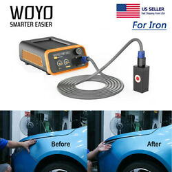Woyo Pdr007 Auto Body Paintless Dent Repair Tool Hotbox Induction Heater Usa
