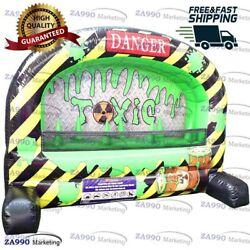 10x5.9ft Inflatable Tocix Shooting Target Sport Game With Air Blower