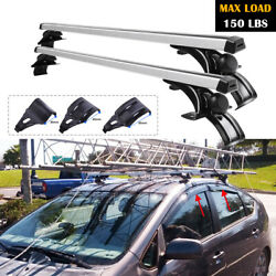 For Toyota Prius 48 Car Roof Rack Crossbars Kayak Cargo Bicycle Luggage Carrier
