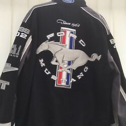 Genuine Ford Mustang Jacket / Coat Usa Brand New With Tags