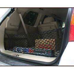 2020 New Car Envelope Style Trunk Cargo Net Universal Auto Parts Accessories