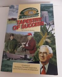 History of Tennessee Farmers Cooperative#x27;s First 50 Years Tapestry of Success PB