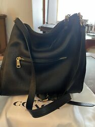 coach handbags new without tags Black Leather. Shoulder Strap And Hand Strap. $60.00