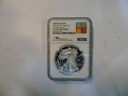 2020 W 1 Silver Eagle Wwii Privy Mark Ngc Pf70 Ucam Fdo Issue Mercanti
