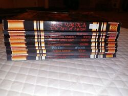 Ars Magica The Art Of Magic Huge Lot With 9 Books White Wolf Ww0203 + 8 Others