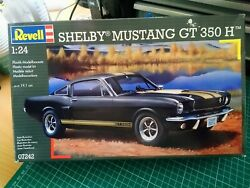 1/24 Revell 07242 Shelby Mustang Gt350h Unmade Kit