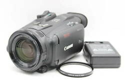 Good Canon Hd Cmos Pro Ivis Hf G40 20x Camcorder With Battery Charger 3954
