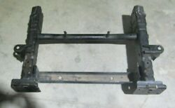 Front Frame Horn Rail Extension Left And Right Jeep Wrangler 07-18 Jk