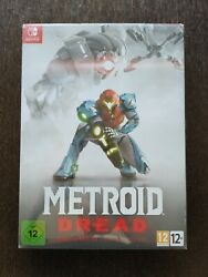Metroid Dread Collector Switch Neuf