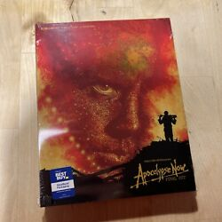 Apocalypse Now The Final Cut Steelbook 4k/blu-ray/digital Sold Out Same Day