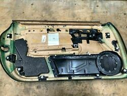 Audi A4 2005 Convertible Front Passenger Side Interior Door Panel Cover Factory