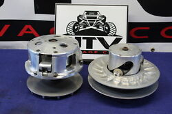 2015 Can-am Maverick 1000 R X Rs Dps Secondary And Primary Stm Clutch Rage Stage 3