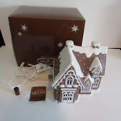 Midwest Of Cannon Falls Baker Street Gothic Revival House Christmas Gingerbread