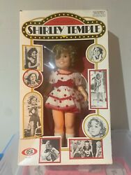 Mint Condition 1973 Shirley Temple Doll In Original Box, Collectors Item