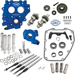 Sands Cycle 510 Series Camchest Upgrade Kit - For Late Twin Cam Models 310-0811