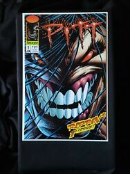 Image Comics Pitts 1-4set. Immaculate Never Opened Perfect Spine