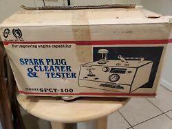 Ats Model Spct-100 Aircraft Spark Plug Cleaner New In Open Box.