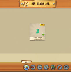 Animal Jam Play Wild Rare Forest Gauntlets Forest Boots Teal AJPW Item