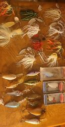 Bass Lures Lot
