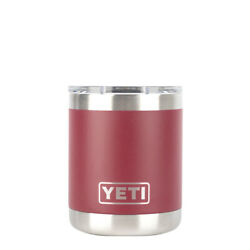 Yeti Rambler Lowball Cup Ms Harvest Red - Sale