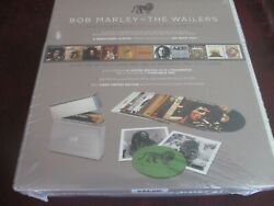 Bob Marley The Complete Island Recordings Metal Box Fashioned After A Lighter