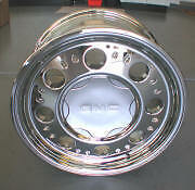 Gmc Gt Special Production Wheels