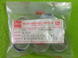 10 Nos Gm 94024180 Freeze Plugs 1976-82 Chevy Luv
