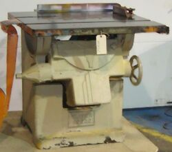 Sls1f59 Table Saw Oliver Machinery 232-d 7541dc