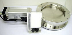 Huntington A00-1579 Butterfly Valve And Turn-act Rotary Actuator 632-5s1-400-a02