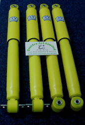 Land Rover Discovery 2 +50mm Super Gaz Shock Absorbers Kit Dc5000l / Dc5001l