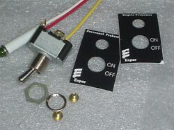 Espar Personal And Engine Heater Preheater Switch Parts Kit
