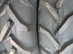 2 12.4x2812.4-28 Ford Jubilee 2n 8n And 2 600x16 3 Rib Tractor Tires W/tubes
