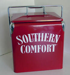 Licensed Southern Comfort Retro Cooler 4 Your Hotrod Jeep Boat Or Rv