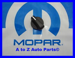 NEW 1999-2004 Jeep Wrangler TJ Heater  AC Control Fan Speed KNOBOEM Mopar