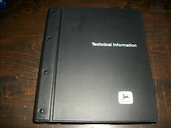 John Deere 8110t 8210t 8310t 8410t Tractor Operation And Test Technical Manual