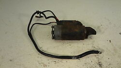 Bmw R100/7 Airhead R100 Rs Rt Sm209. Starter Motor And Solenoid