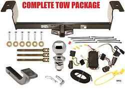 2005-2008 Dodge Magnum Complete Trailer Hitch Receiver Tow Package Fast Shipp