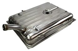 1956 Ford And Mercury Passenger Stainless Steel Gas Tank Exc. Station Wagon